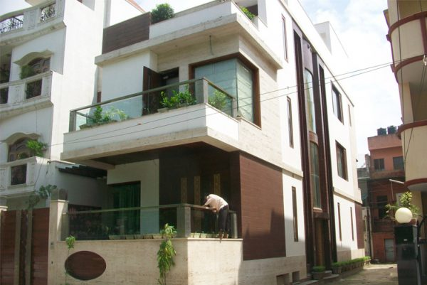 Residence at Ashok Vihar, New Delhi