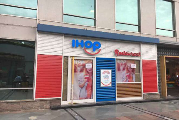 IHOP at DLF Cyber Hub, Gurugram